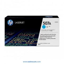 HP 507A cian original