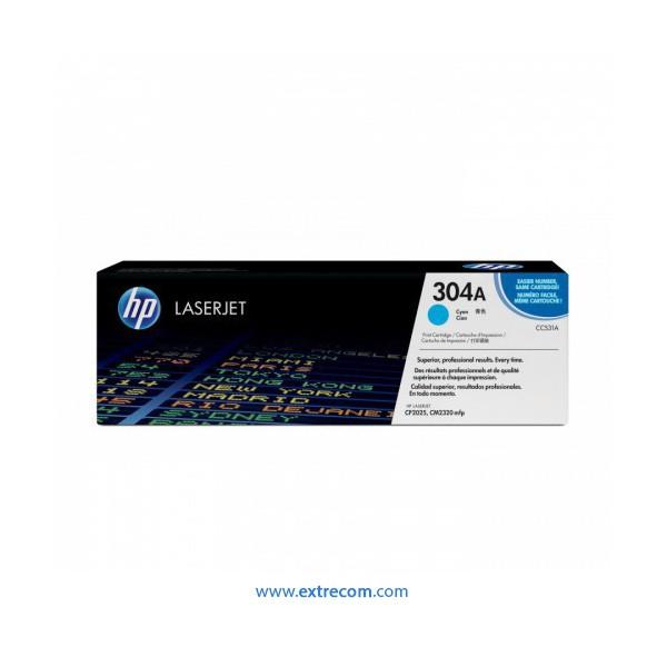 HP 304A cian original