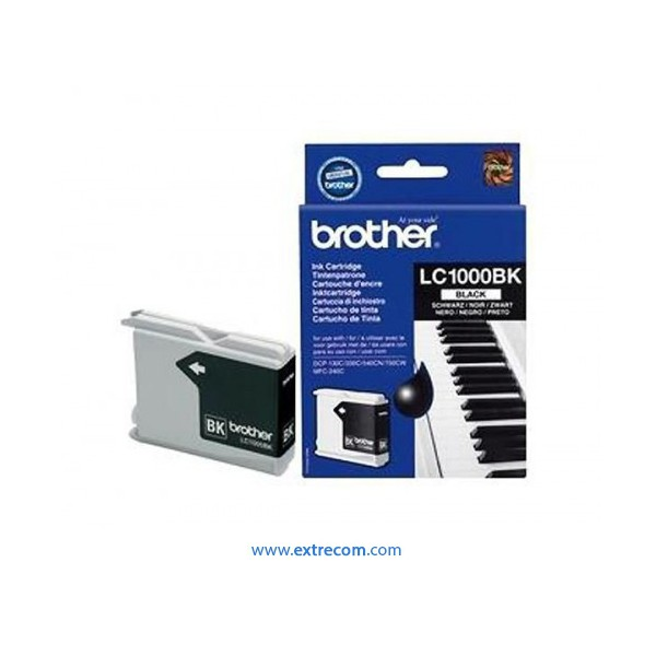 Brother LC1000BK negro original