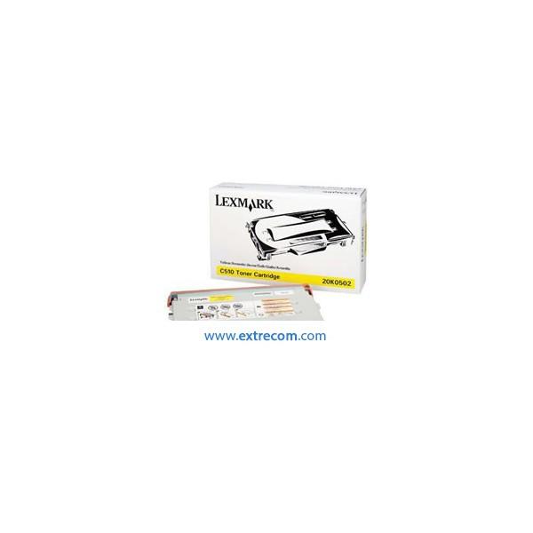 lexmark c510 amarillo (alta capacidad )