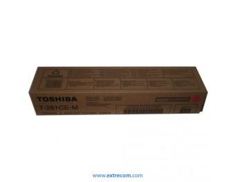 toshiba magenta t-281-cec
