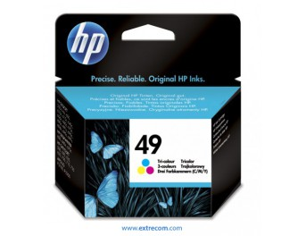 HP 49 color original