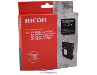 Ricoh GC 21K negro original