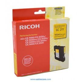 Ricoh GC 21Y amarillo original