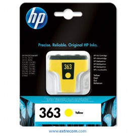 HP 363 amarillo original
