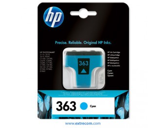 HP 363 cian original
