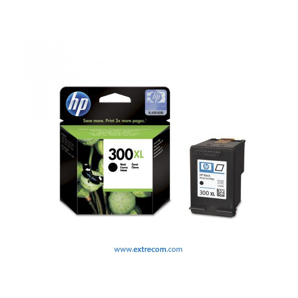 HP 300 XL negro original