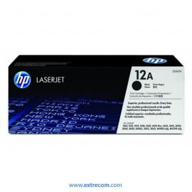 HP 12A negro original