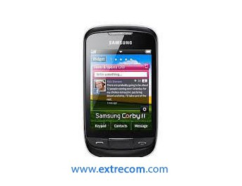 SAMSUNG CORBY 2 s3850 gris 3.2