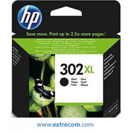 hp 302xl negro original