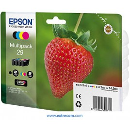 Epson pack 4 colores 29