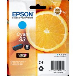 Epson 33 Cian Original
