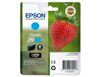 Epson 29 XL cian original