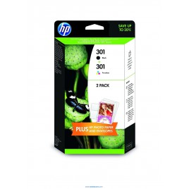 hp 301 pack-2 original