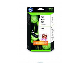 HP 301 pack 2 unidades original