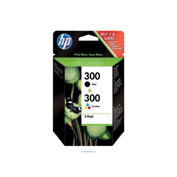 HP 300 pack 2 unidades original