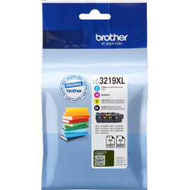 Brother LC3219 XL Pack 4 colores