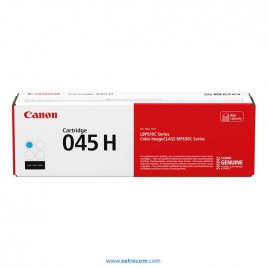 Canon 045 H cian original