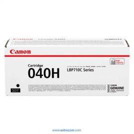 Canon 040 H negro original