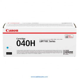 Canon 040 H cian original
