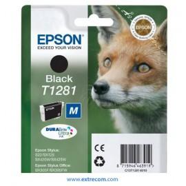 Epson T1281 negro original