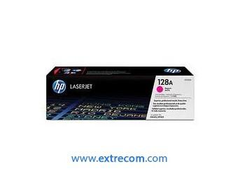 HP 128A magenta original