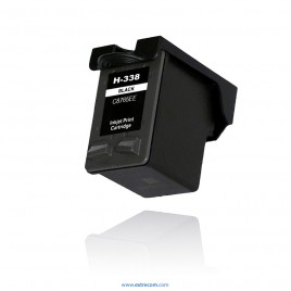 HP 338 compatible negro