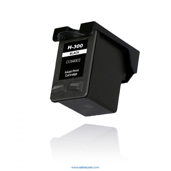 HP 300 negro compatible