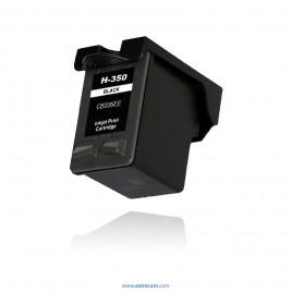 HP 350 negro compatible