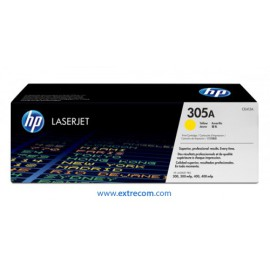 HP 305A amarillo original