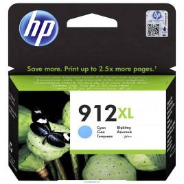 HP 912 XL cian original