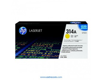 HP 314A amarillo original
