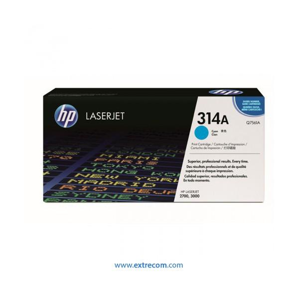HP 314A cian original