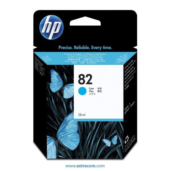 HP 82 cian original