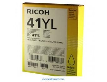 Ricoh GC-41YL amarillo original