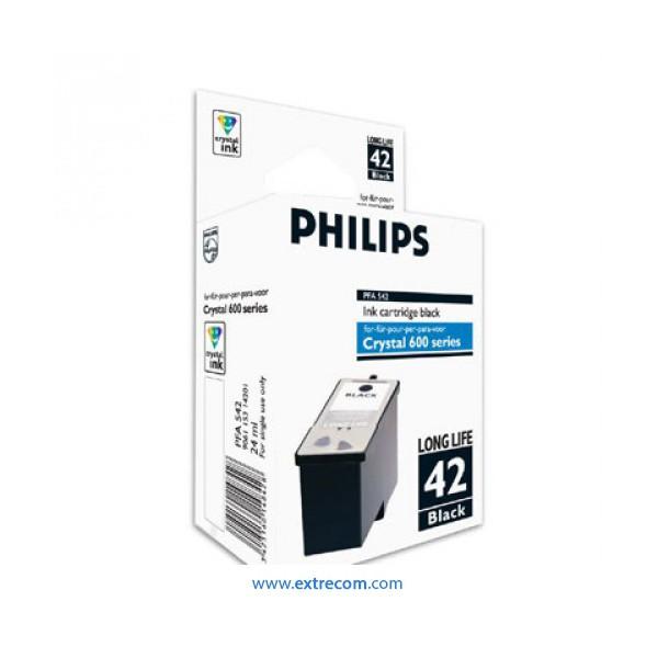 Philips 42 negro original