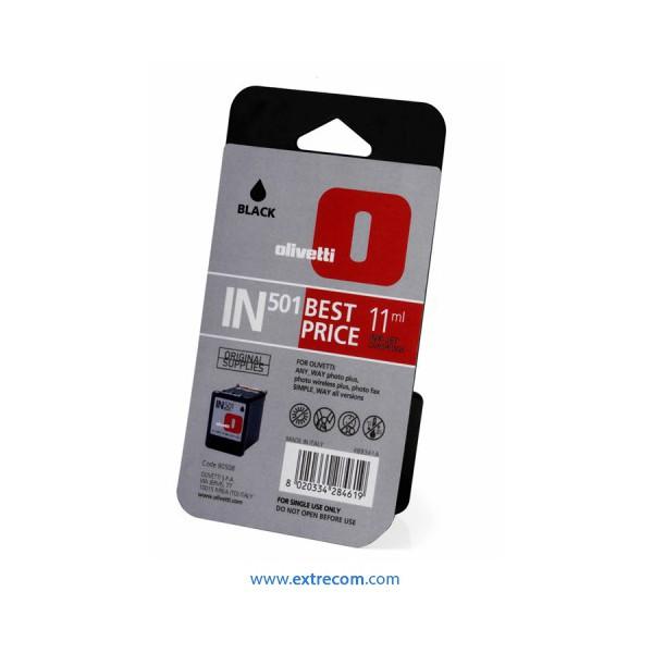 Olivetti 501 negro original