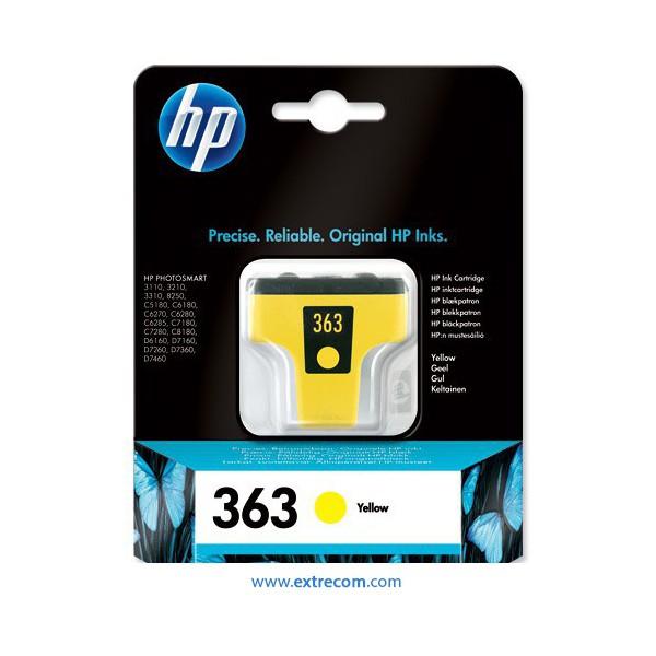 HP 363 amarillo original