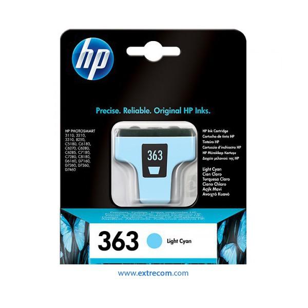 HP 363 cian claro original