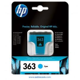 HP 363 cian original