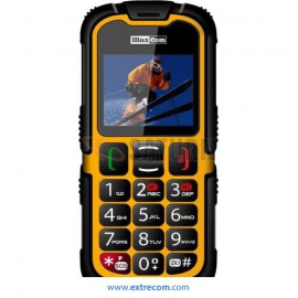maxcom mm910 amarillo