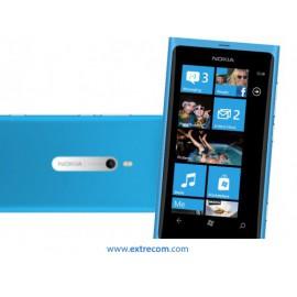nokia lumia 800 azul libre