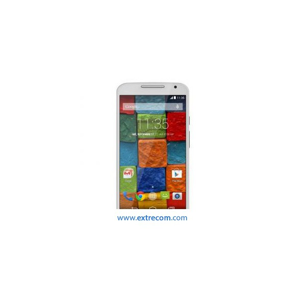 Motorola Moto X 2014 16GB Blanco Bamboo Libre