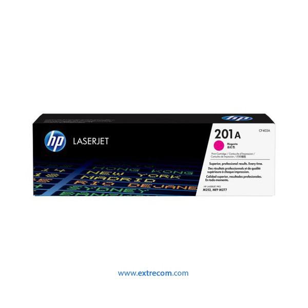 HP 201A magenta original