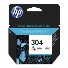 hp 304 color original