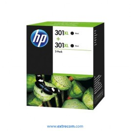 hp pack 301 XL Negro original