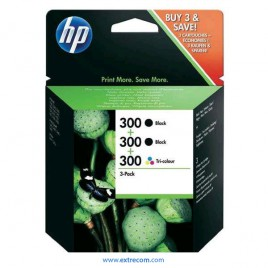 hp 300 pack-3 original