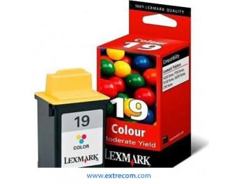Lexmark 19 color original
