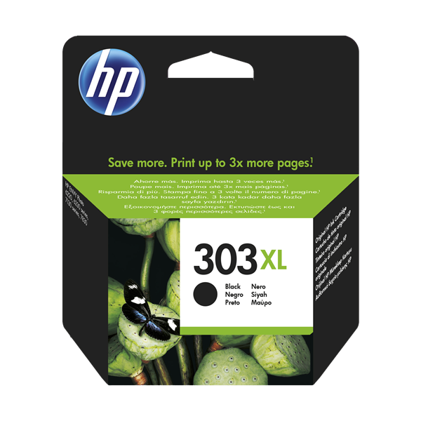 HP 303 XL negro original