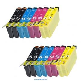 Epson 16 XL pack 16 unidades compatible